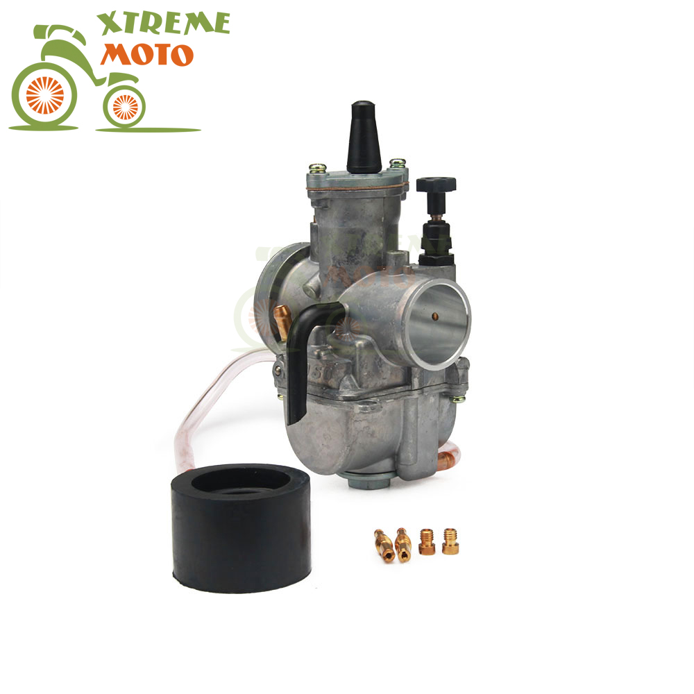 Carburetor KOSO30 30mm Carb OKO PWK Power Jet CARB Universal For Motorcycle Scooters Dirt Bike ATV