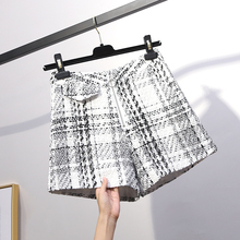 61bab4f9309b53 Vente en gros tweed shorts - Achetez des Lots à petit prix tweed ...