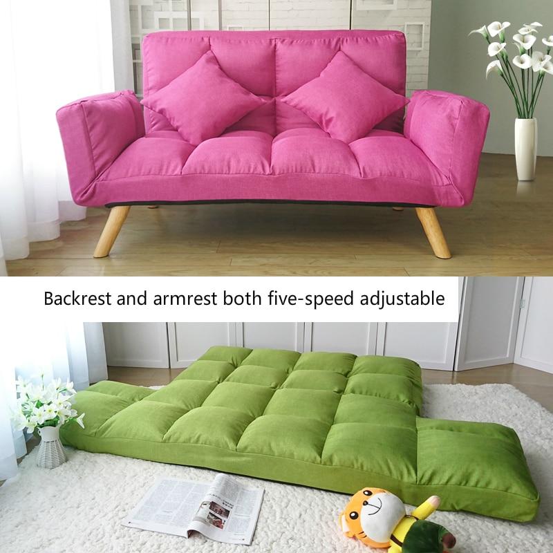 Fantastic Special Offer Modern Simple Folding Lazy Sofa Living Room Machost Co Dining Chair Design Ideas Machostcouk