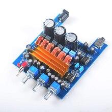Buy K.GUSS Class D HIFI 2.1 High Power Digital Amplifier Board TPA3116 NE5532 * 2  amplificador 2 * 50W + 100W