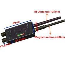 Large Range Hidden Spy Camera Finder Camera Detector Anti-spy RF Signal Detectors Lens GSM Device Finder Monitor
