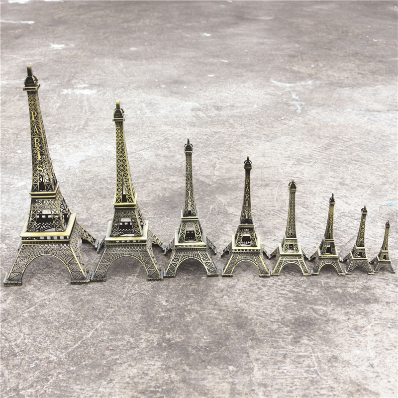 HTB1dDitQFXXXXahaXXXq6xXFXXXG 1pcs Miniature Eiffel Tower Paris Tower Home Furnishing Decorative Gift Model Of Metal Ornaments Home Decoration Accessories