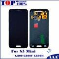 Для Samsung Galaxy S5 Mini Жк-Дисплей Для G800 G800F G800H С Сенсорным Экраном Дигитайзер Ассамблеи с Инструментами