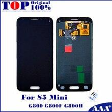 Para Samsung Galaxy S5 Mini Display Lcd Para G800 G800F G800H Con Pantalla Táctil Digitalizador Asamblea con Herramientas