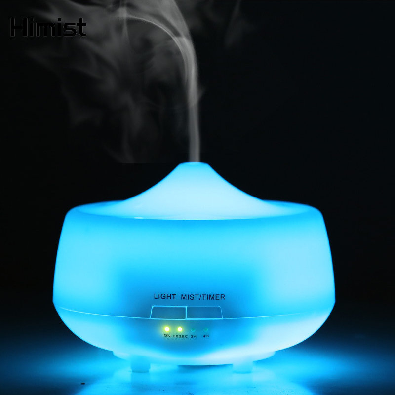 Ultrasonic Mist Maker Fogger Home Aromatherapy Diffuser with LED Lamp Electric Air Purifier Humidifier Essential Oil Diffusers oil diffuser essential ultrasonic mist maker humidifier aromatherapy air purifier home furnishings 7 color lamp
