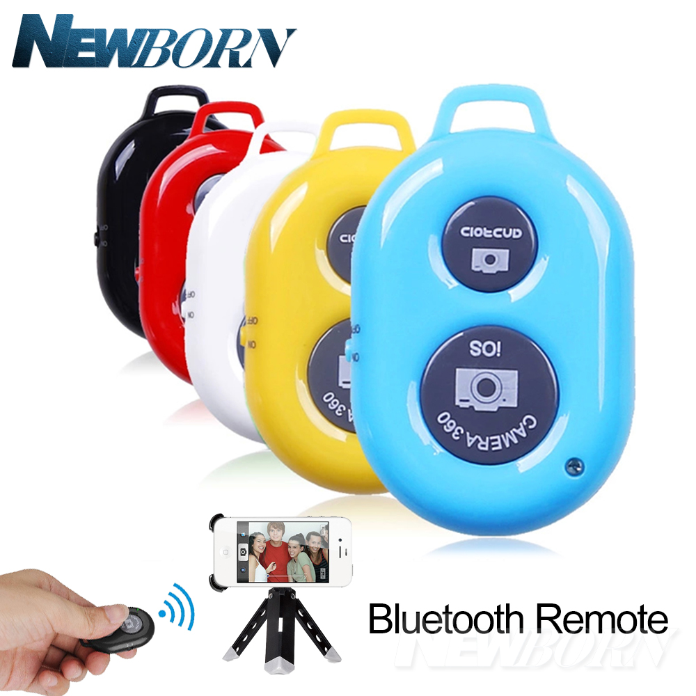 New WIFI Wireless Bluetooth Remote Shutter Camera Shutter Selfie Self-timer Self Timer for iPhone for Samsung Android link 491 bluetooth v4 0 self timer anti lost device for android iphone black