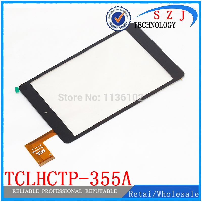 Original 7.85'' Inch Capacitve Touch Screen Panel TCLHCTP - 355 - A Tablet PC Touch Pad Digitizer Replacement TCLHCTP-355A