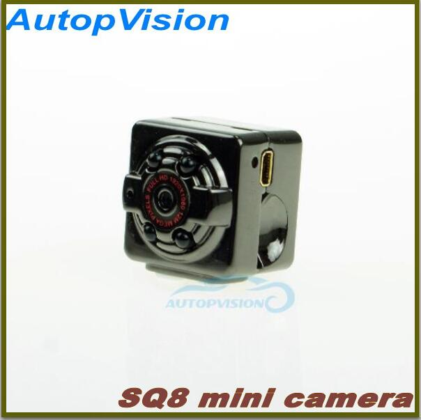HD 1080P 720P Sport Mini Camera SQ8  Video Recorder Infrared Night Vision Digital Small Cam