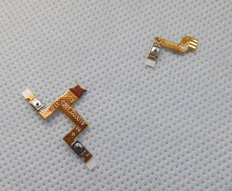 Be Pro Original Volume up/down + Power on/off button flex cable FPC for Ulefone Be Pro/ L55 /Be Pro2 cell phone Free shipping