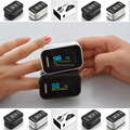 20pcs NEW MODEL Fingertip Pulse Oximeter Oxymeter SPO2 Pulse Rate Parameter Blood Oxygen Saturation Monitor