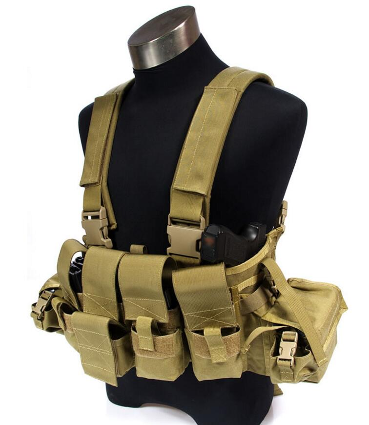 In stock FLYYE genuine MOLLE Tactical LBT 1961A Band Military Tactical Vest VT-C001 remington pg6130