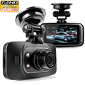 """Original Novatek GS8000L Full HD 1080 P 2.7 """" vehículo del coche DVR cámara de vídeo grabador Dash Cam G-sensor HDMI de la visión nocturna cuadro negro"""