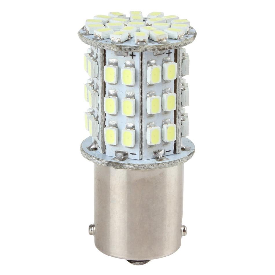 4pcs! DC 12V 1156-1206-64 SMD White LED Car Reverse Light Bulb Auto ...