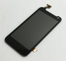 Дешевые 100% Тесты 4.5 «Сенсорный экран планшета Сенсор Стекло + ЖК-дисплей Дисплей Мониторы Экран Панель модуля в сборе для HTC Desire 310