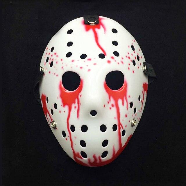 Online Shop Retro Killer Masks Jason Voorhees Clown Mask Black ...