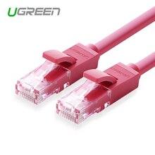 Ugreen Новый 0.5 м 2 м Кабель Ethernet Категории 6 Круглый Патч Lan RJ45 для Портативного Компьютера