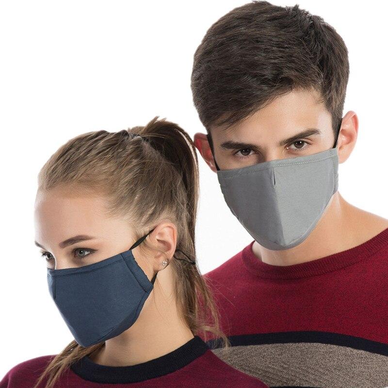 Streng Anti-dunst Staubdicht Baumwolle Atmungsaktiv Masken Männer Und Frauen Herbst Winter Mode Warme Pm2.5 Aktivkohle Mund Masken In Den Spezifikationen VervollstäNdigen Damen-accessoires Bekleidung Zubehör