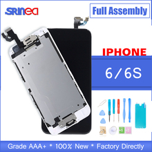 AAA Quality LCD For iPhone 6 S OEM Display i Phone 6s Full Set Touch Screen Replacement Assembly 100%New No Dead Pixel