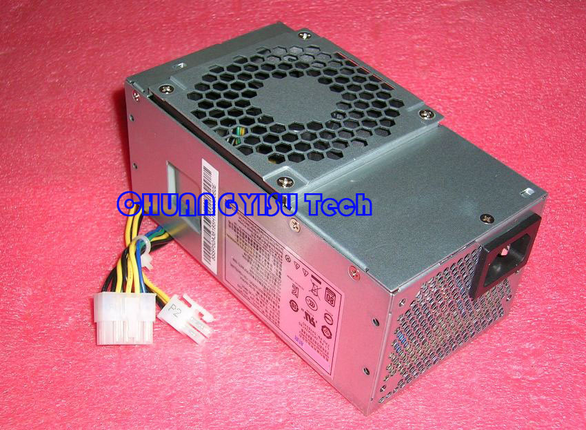 Free shipping CHUANGYISU for HK280 72PP FSP180 20TGBAA 54Y8940 10 PIN 4PIN PowerSupply TFX 180 watts