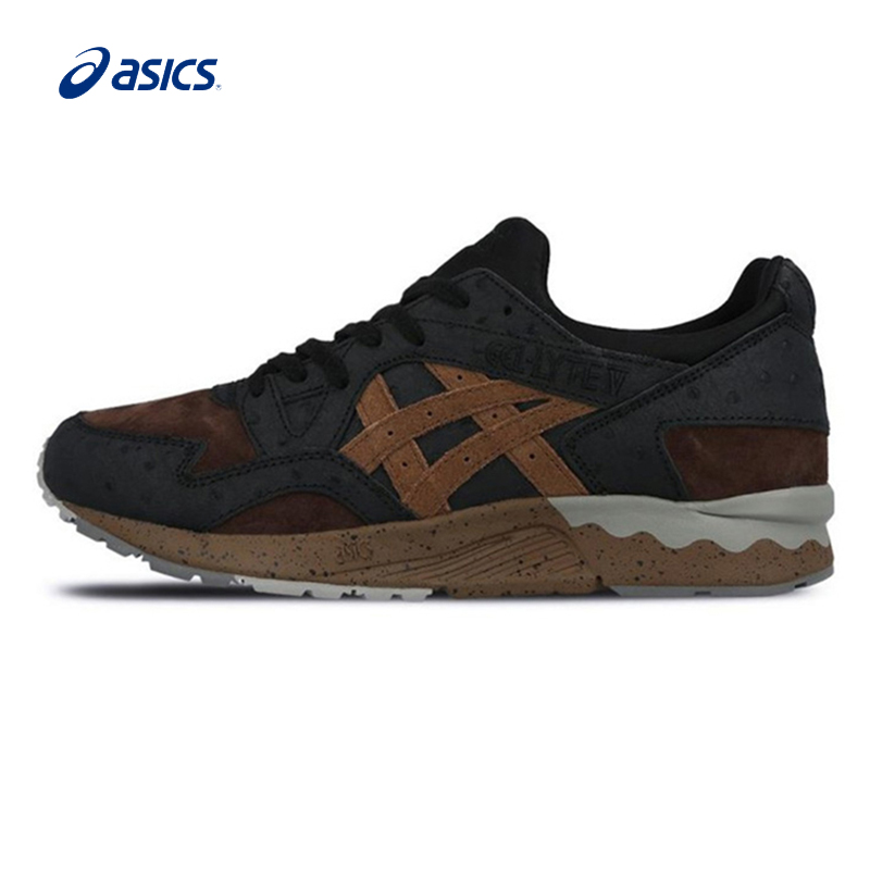 Original ASICS Men Shoes Breathable Cushioning Running Shoes Light Retro Hard-Wearing Sports Shoes Sneakers free shipping 2017 new style running shoes man cushioning breathable cool textile sneakers red black men light sports shoes