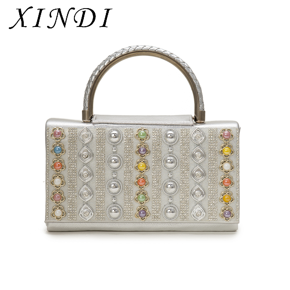 luxury handbags women bags designer High Quality shopping bag Tote Evening Bag Top Handle Ladies Flowers Lady with chain wedding