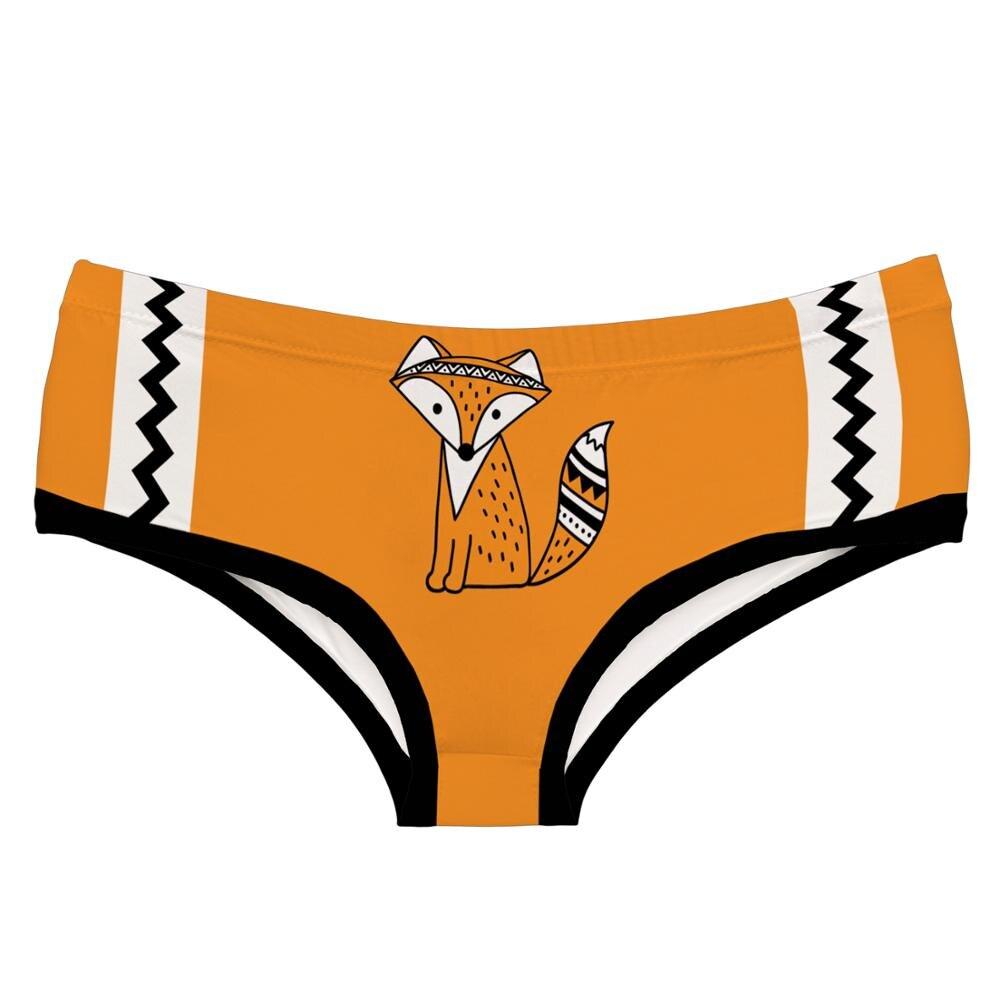 LEIMOLIS Cartoon Fruits Animal funny print sexy hot panties female kawaii Lovely underwear push up briefs women lingerie thongs in women 39 s panties from Underwear amp Sleepwears