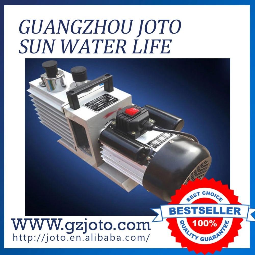 Stainless Steel High Speed Direct Drive Rotary Vane 2XZ-4b vacuum pump  цены