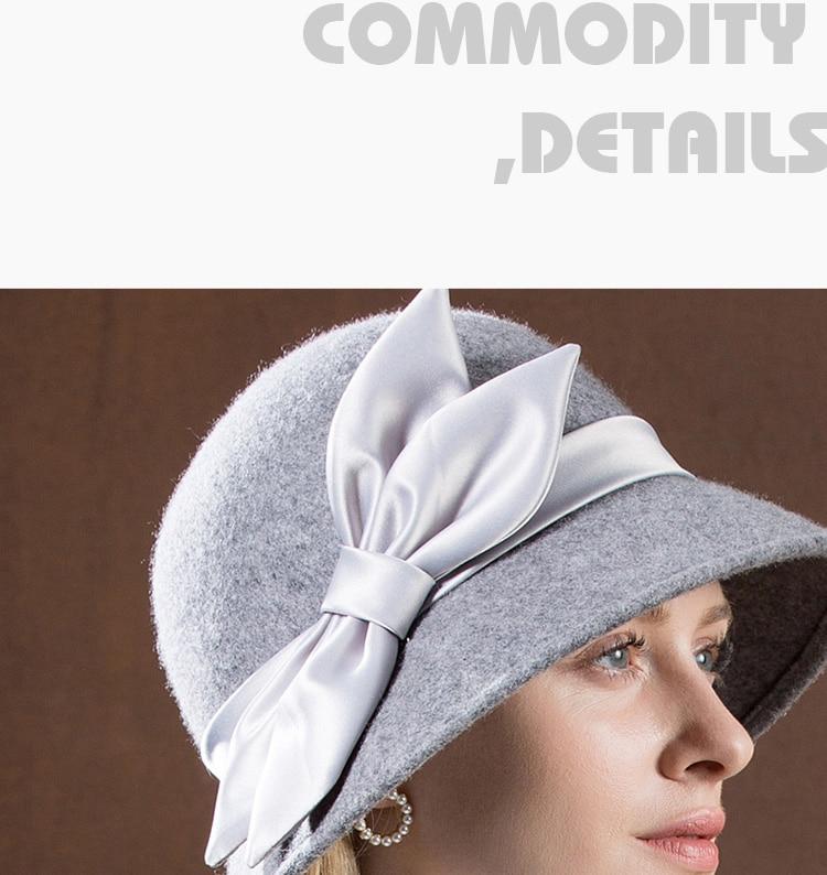 5 sombrero mujer invierno elegante