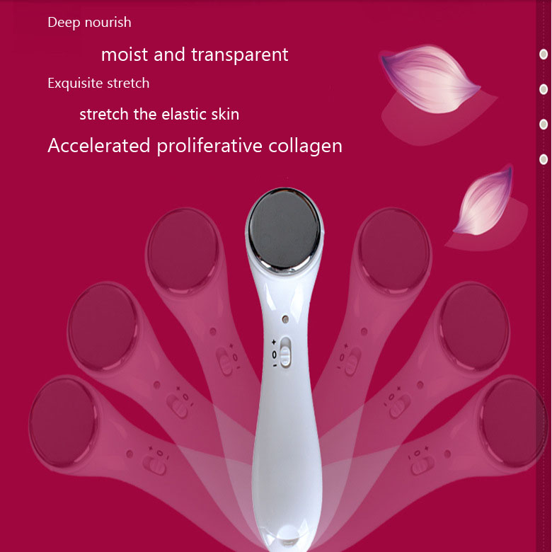 Free shipping Ion into the instrument facial massage face-lift instrument wash wrinkle beauty instrument deep face cleansing brush facial cleanser 2 speeds electric face wash machine