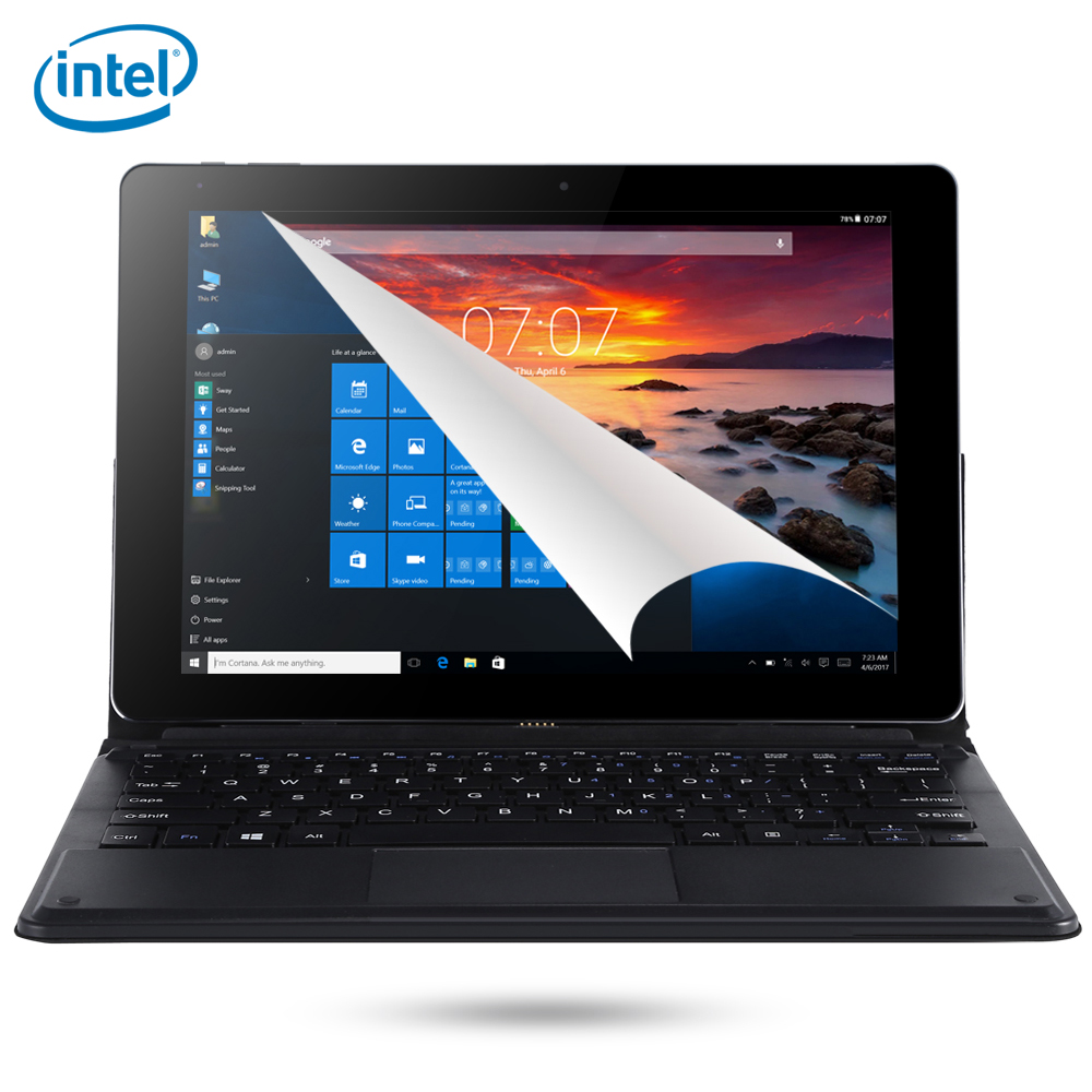 CHUWI Hi10 Plus Tablet PC Keyboard Windows10 Android5 1 10 8 IPS Screen Intel Cherry Trail
