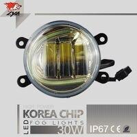 Car Styling For Honda City 2016 Accessorie Led Daytime Running Light For Honda City 2016 Led