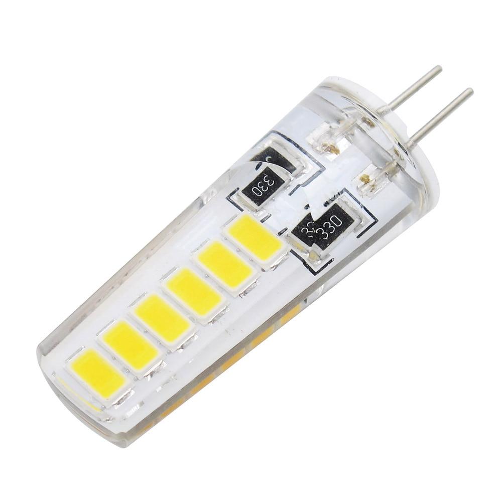 1pc New Led Bulb Smd 5733 Cree Led G4 Lampada Corn Light Dc 12v 6w High Quality Bombillas