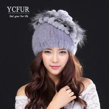 Fur Caps Women's Sew