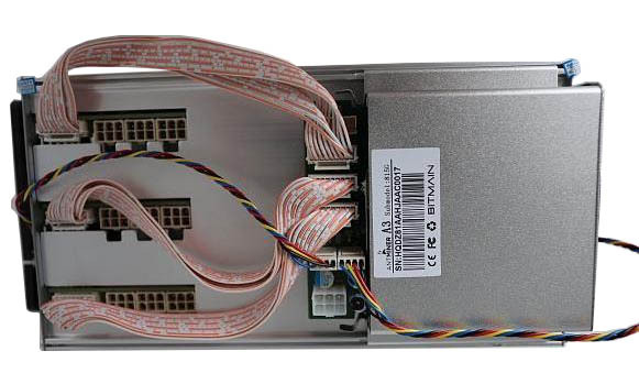 KUANGCHENG sale the Blake(2b) Siacoin ASIC Miner Antminer A3 815GH/s (1275W on wall) with PSU high profit from Bitmain 2