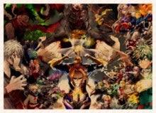 My Hero Academia  Retro Poster
