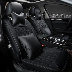 Image 3 - Auto Sitzbezüge Ganze Umgeben auto kissen Auto kopfstütze hals kopfstütze Einzigen Auto pad