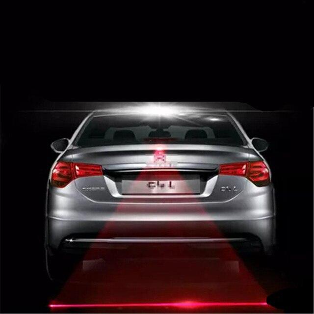 Us 1 89 5 Off Car Styling Laser Fog Warning Lights Case For Mercedes Benz All Class A B C E S G M Ml Cl Clk Cls Gl Glk R Sl Slk Sls Series In