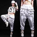 Nueva Marca de moda KTZ Hip Hop Danza pantsbig sueltos Carta Trajes harem flojo pantalones casuales tendencia de la moda