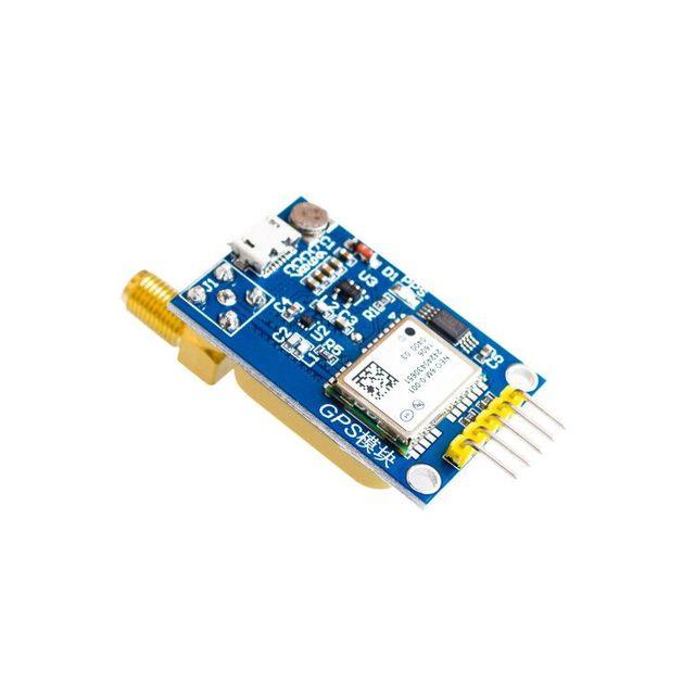 GPS Neo-6m Định Vị Vệ Tinh Ban Phát Triển Mô-đun NEO-7M 7 m NEO-8M đối với Arduino STM32 C51 51 MCU Vi Điều Khiển