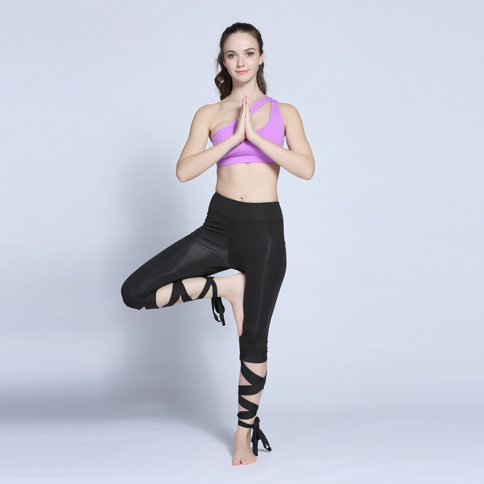 SUOTF wide band five pants, outdoor <font><b>Yoga</b></font>