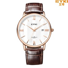 EYKI Latest japan movt quartz watch stainless steel back Wristband Watch for Band watch EET1002LS