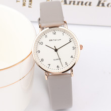 Top Brand Exquisite Fashion Women's Watches Simple Casual
