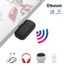 Bluetooth Audio Type-c Transmitter Support For PS4 For NS Switch Console For PC Host Use USB RCM loader ONE injector Gamer Games