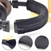 Headphone head beam protective cover For Audio Technica ATH MSR7 M20 M30 M40 M40X M50X SX1 headphones