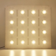 DP800 COB cxb3590 cob full spectrum grow crees led light for indoor plants 3000K 3500K 4000K