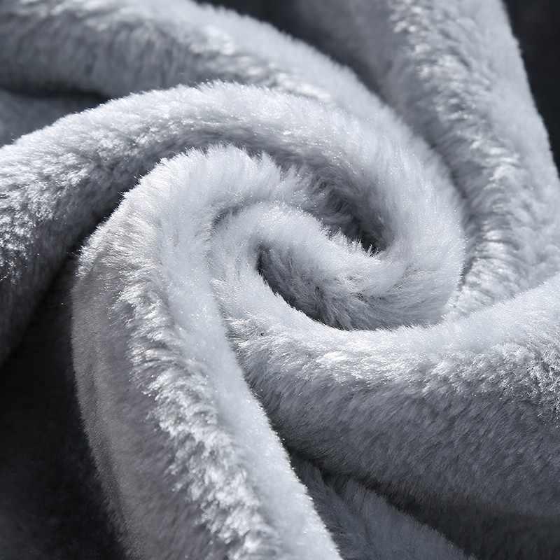 トラックスーツメンズ冬の新プラスベルベット厚手のインナーフリース 2PC ジャケット + パンツ男性迷彩アーミーカジュアル暖かいフード付き moleton Masculino