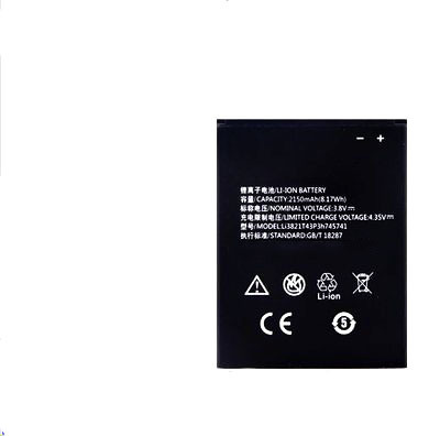 33.8V 2150mAh Li3821T43P3h745741 For ZTE Blade L5 Plus Battery