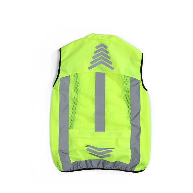 Yansıtıcı Desgin Motosiklet Yansıtıcı Vest Waistcoat Motocross - Motosiklet aksesuarları və ehtiyat hissələri - Fotoqrafiya 5
