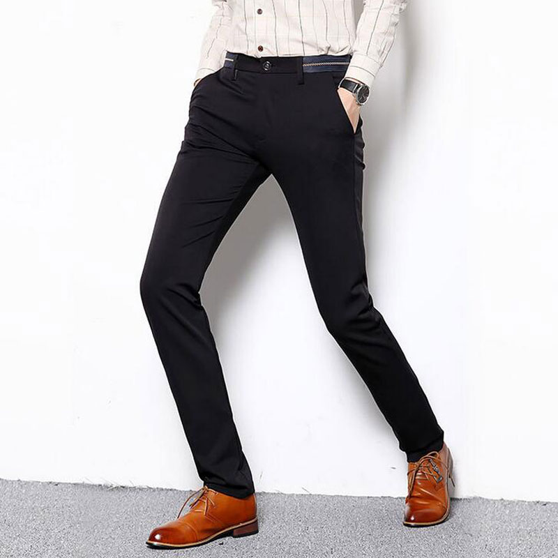 Popular Black Skinny Pants for Work-Buy Cheap Black Skinny Pants ...