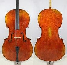 Копия Пьетро Джакомо рогери 1710 4/4 Виолончель «все европейские древесины» лучшая модель